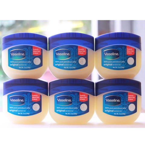 Vaseline 100% Pure Petroleum Jelly Original Mỹ 368g