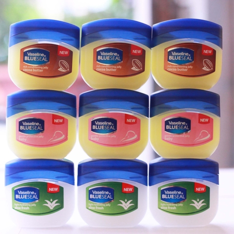 Vaseline 100% Pure Petroleum Jelly 49g Mỹ