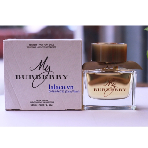 Nước hoa Tester My Burberry EDP 90ML