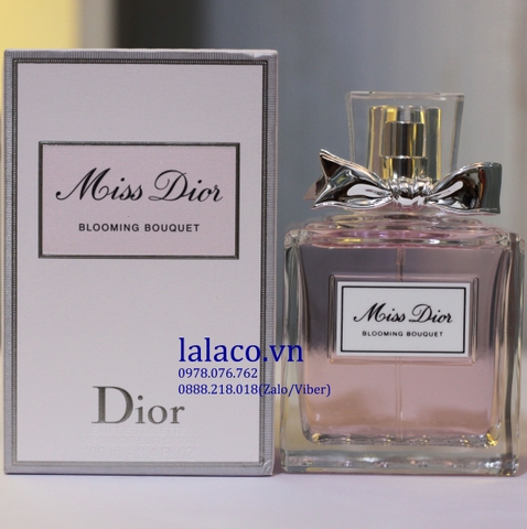 Nước hoa Nữ Miss Dior Blooming Bouquet EDT 100ml