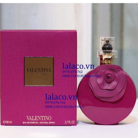 Nước hoa Nữ Valentino Valentina Rosa Assoluto For Women EDP 80ml