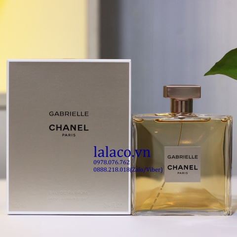 Nước hoa Chanel Gabrielle EDP - Made In France