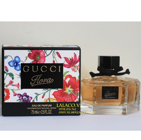 Nước hoa Gucci Flora By Gucci EDP 75ml