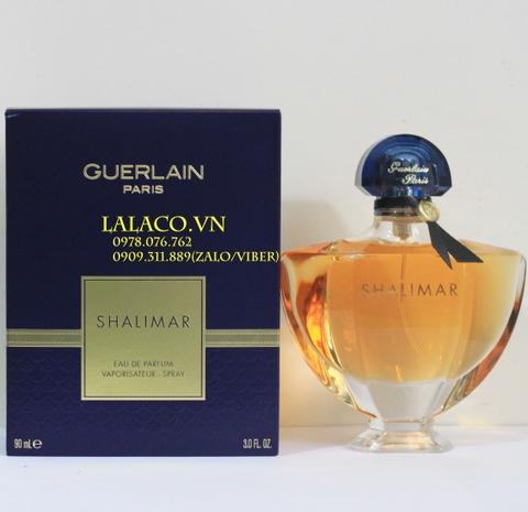 Nước hoa Nữ Guerlain Shalimar EDP 90ml – Lalaco.vn