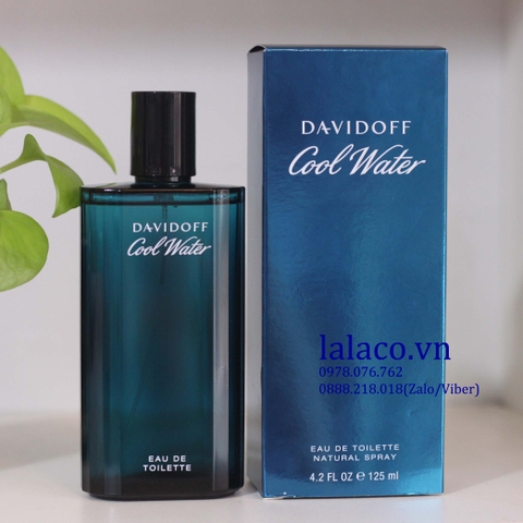 Nước Hoa Davidoff Cool Water Men 125ml