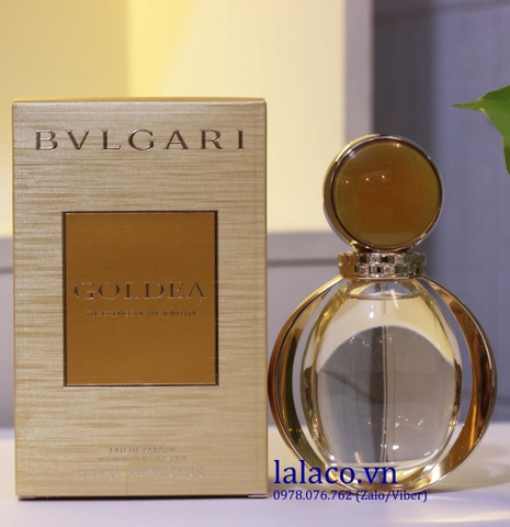 Nước hoa nữ Bvlgari Goldea For Women EDP 90ml