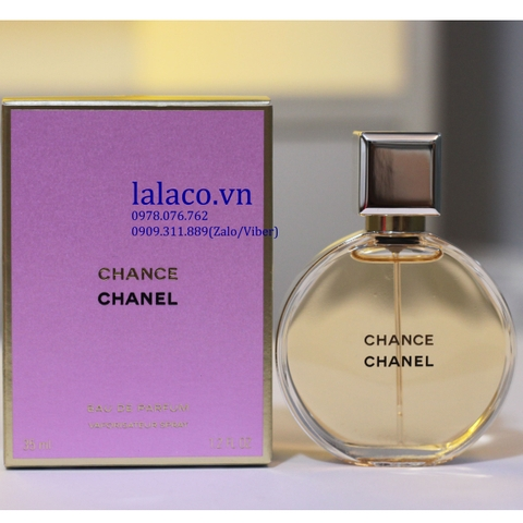 Nước hoa Chanel Chance EDP 35ml - Made in France