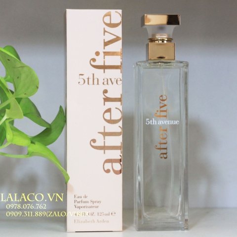 Nước hoa nữ 5th Avenue After Five 125ml