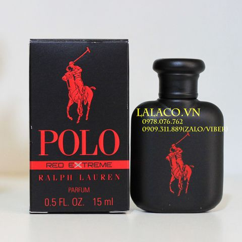Nước hoa Ralph Lauren Polo Red Extreme 15ml