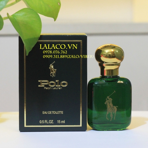 Nước Hoa Nam Ralph Lauren POLO Green 15ml