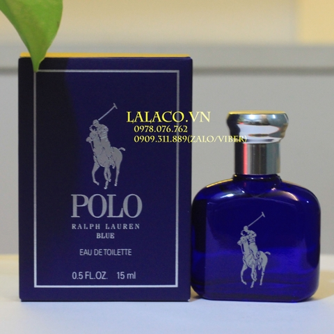 Nước Hoa Nam Ralph Lauren Polo Blue 15ml