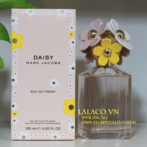 Marc Jacobs Daisy Eau So Fresh EDT 125ml