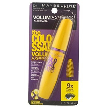 Mascara Maybelline Colossal Volum Express - Made in USA