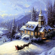 25 Beautiful Christmas Paintings for your inspiration