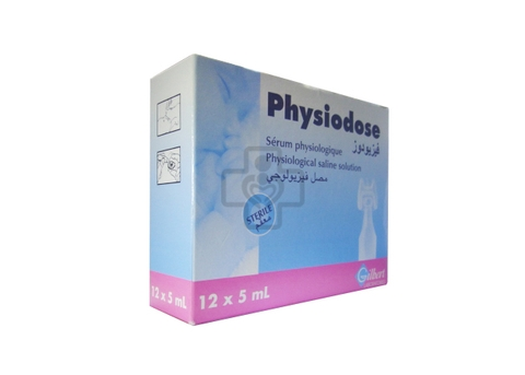 Physiodose Solution 5ml