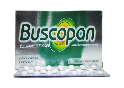 Buscopan 20mg/1ml