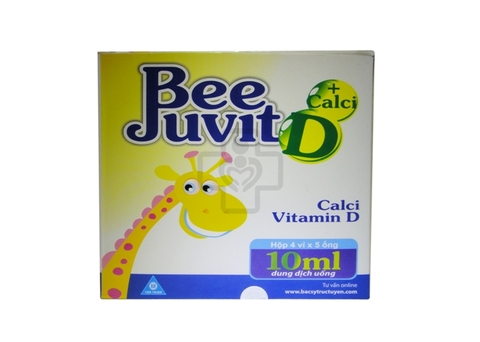 BeeJuvit Calci D 10ml