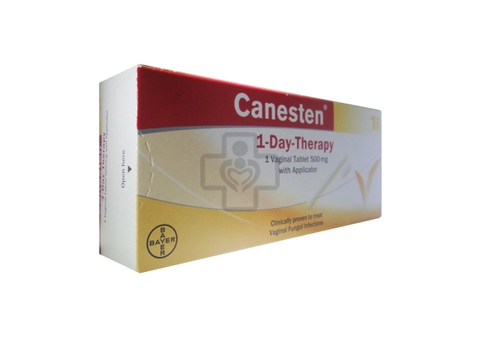 Canesten Vaginal Tablet 500mg