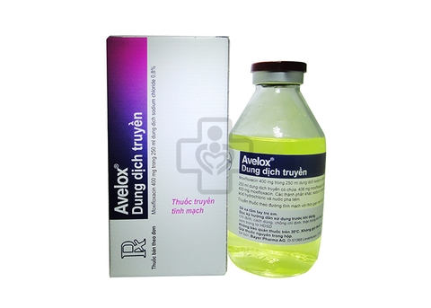 Avelox Injection 400mg/250ml