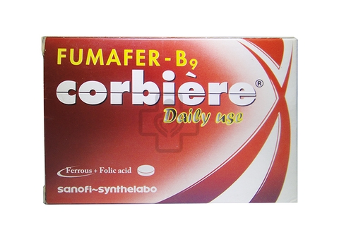 Fumafer-B9 Corbiere Daily use