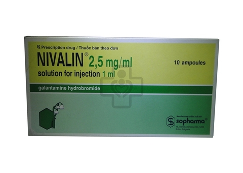 Nivalin 2.5mg/ml