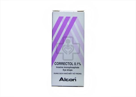 Correctol Eye Drops 0,1% 10ml