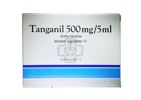 Tanganil I.V. 500mg/5ml