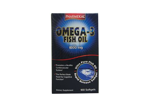 Omega-3 Fish Oil 1000mg  Vitarenew
