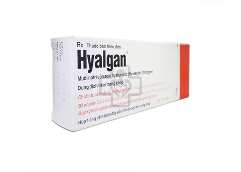 Hyalgan Injection 10mg/ml 2ml