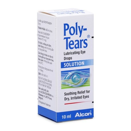Poly-Tears Drop 10ml
