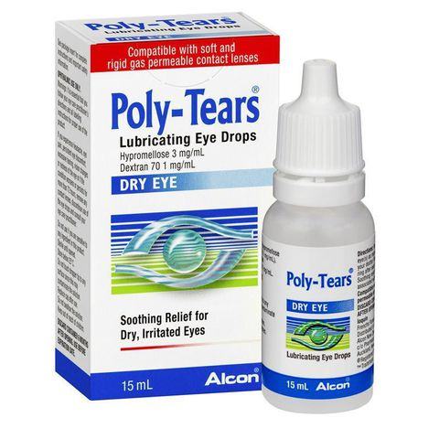 Poly-Tears Drop 15ml