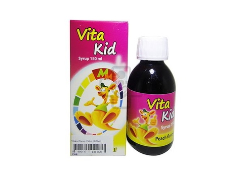 Vita Kid Syr 150ml