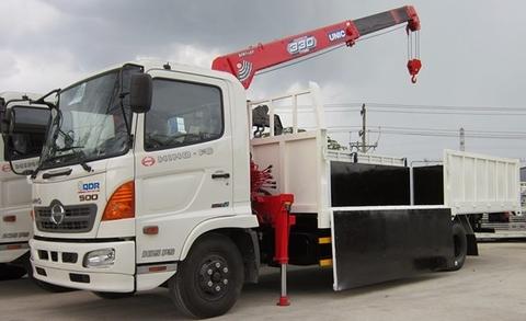 Xe tải gắn cẩu (500 FC)