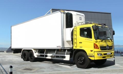 Xe tải đông lạnh 500 FL