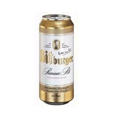 Bia Bitburger Premium 500ml