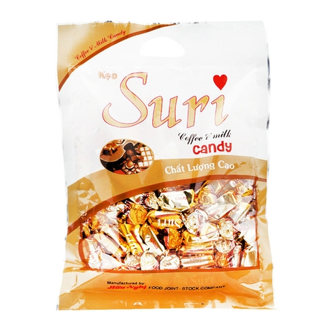 Kẹo Suri Coffee 250g 20/T
