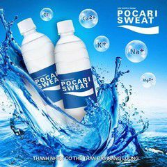 Thức uống BS Ion Pocari Sweat 500ml