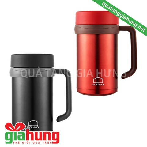 CA GIỮ NHIỆT LOCK&LOCK NEW BASIC TABLE 500ml _ 011