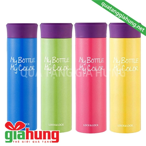 BÌNH GIỮ NHIỆT LOCK&LOCK COLORFUL TUMBLER (FUNCOLOR) 390ml _ 013