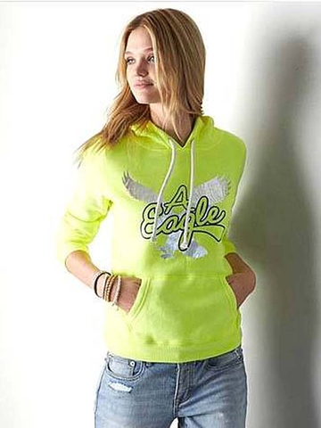 Áo Hoodies American Eagle Sweater Pullover