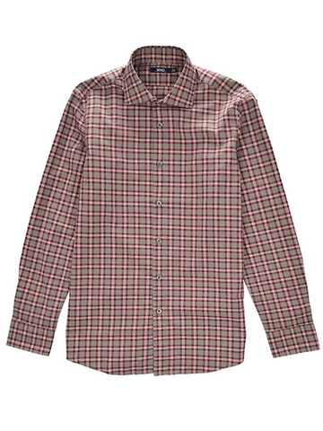 Áo Sơ Mi Spao Cotton Plaid Shirt