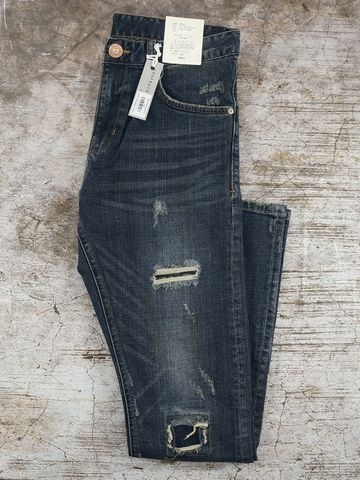 Quần Jeans Nam Spao Taper Fit Jeans