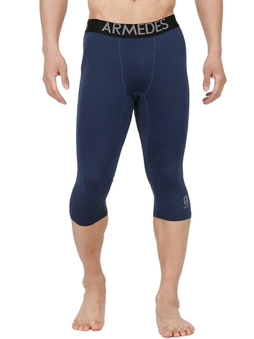 Quần Tập ARMEDES Compression Quick Dry Baselayer Training Athletic Capri Pants