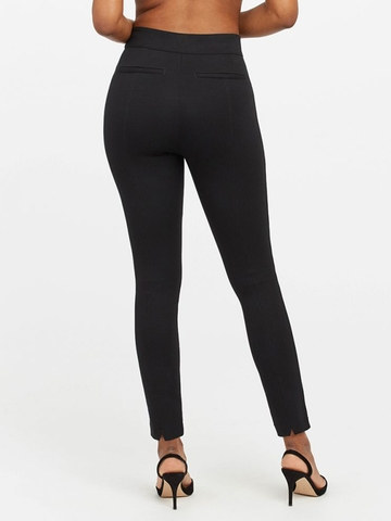 Quần Legging Nữ SPANX The Perfect Black Pant, Ankle Backseam Skinny
