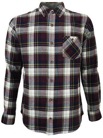 Áo Sơ Mi WEATHERPROOF VINTAGE BRUSHED FLANNEL PLAID SHIRT