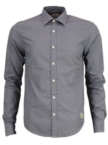 Áo Sơ Mi Tay Dài Scotch and Soda Slim Fit Shirt