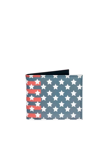Ví Bóp Asos Wallet With Stars And Stripes