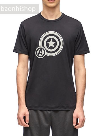 Áo Thun Nam DAIZ Men's Marvel Face Tee