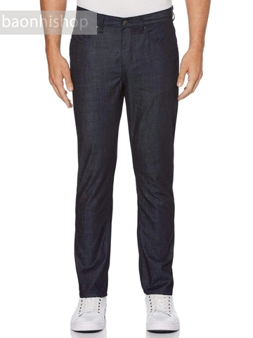 Quần Jean Nam Perry Ellis SLIM FIT CROSSOVER NEEDLE DENIM JEANS