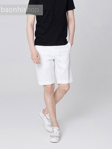 Quần Short Nam Spao Chinos Slim Fit Tailor Shorts